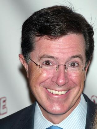 Stephen Colbert Hey There