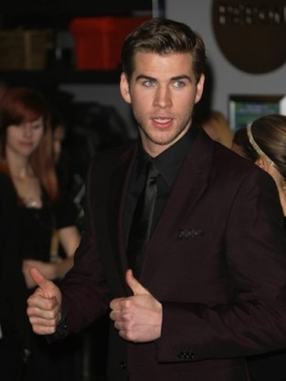 Thumbs Up, Liam Hemsworth