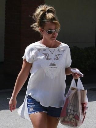 Britney Spears, KFC Photo