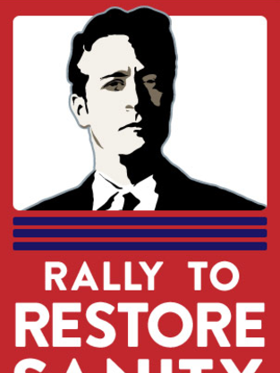 Rally to Restore Sanity Pic