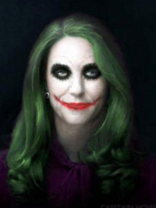 Kate as Joker