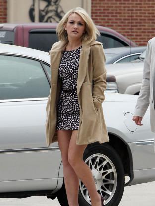 Jamie Lynn Spears Legs