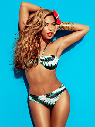 Beyonce Bikini Body Pic