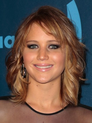 Jennifer Lawrence, Short Hair