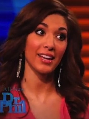 Farrah Abraham on Dr. Phil Photo