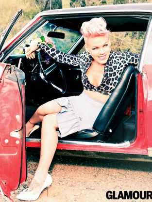 Pink in Glamour