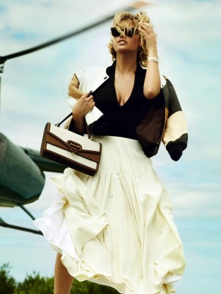 Kate Upton Vogue Pic