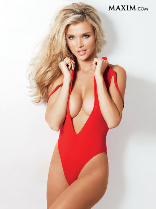 Joanna Krupa Maxim Photo