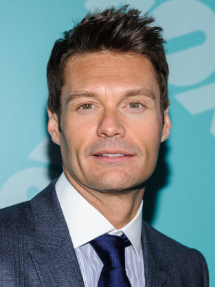 Ryan Seacrest Red Carpet Pic