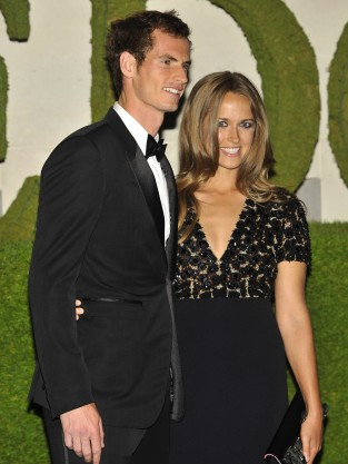 Kim Sears, Andy Murray