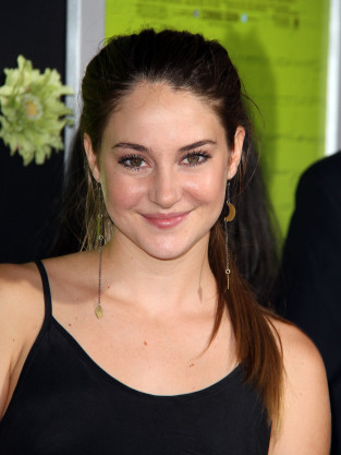 Shailene Woodley Photograph