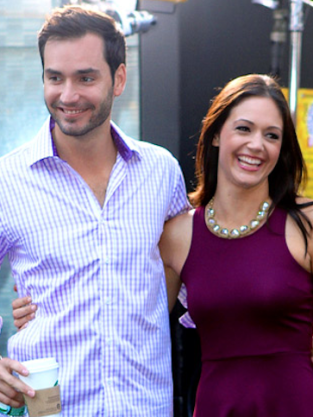 Desiree Hartsock and Chris Siegfried got engaged out of nowhere on the