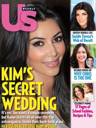 Kim Kardashian Wedding Story