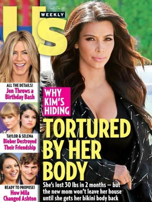 Kim Kardashian: So Tortured!