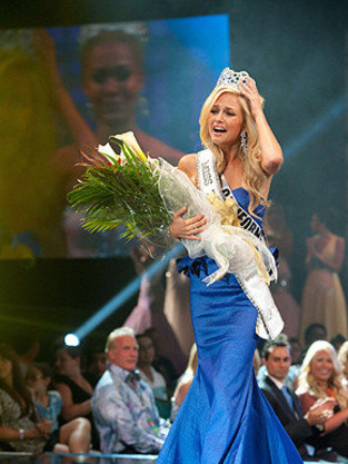 Cassidy Wolf, Miss Teen USA Winner, Targeted in Nude Photo