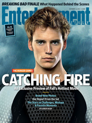 Sam Claflin Cover