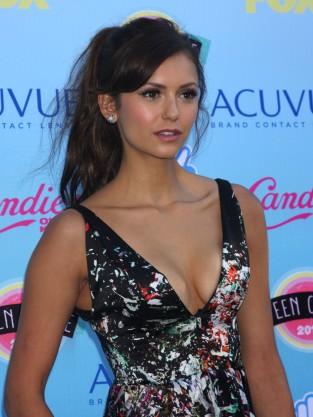 Nina Dobrev is Pretty