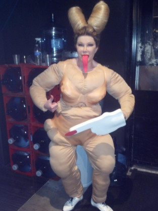 Joan Rivers Halloween