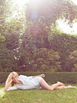 Gwyneth Paltrow for Red