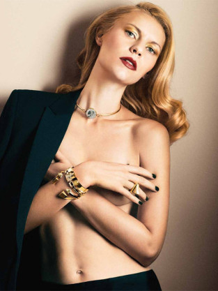 Claire Danes Topless