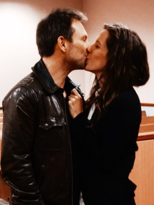 Christian Slater, Brittany Lopez