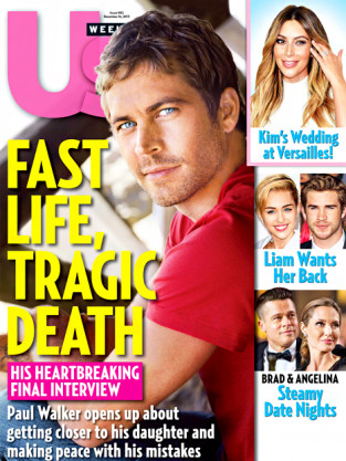 Paul Walker Cover
