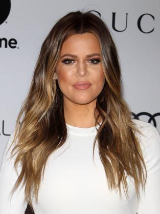 Khloe Kardashian in White