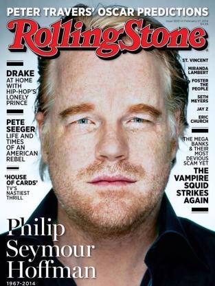 Rolling Stone Philip Seymour Hoffman