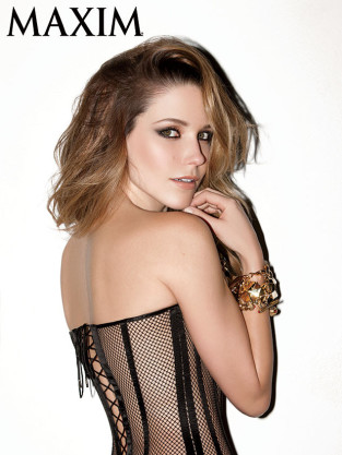 Sophia Bush Maxim Photo