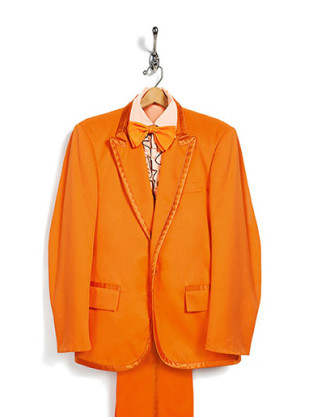 Dumb and Dumber To Orange Tux