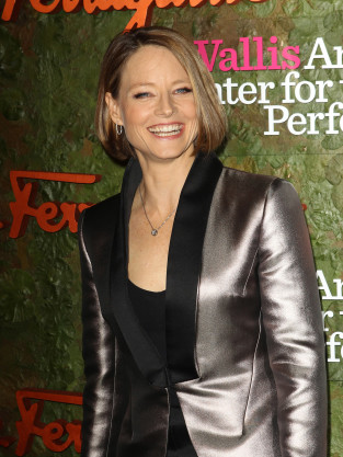 Alexandra Hedison and Jodie Foster: Married!