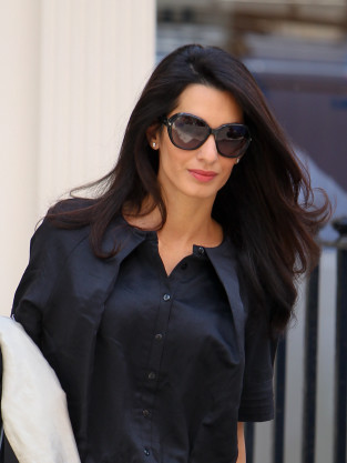 Amal Alamuddin Photo