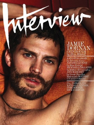 Jamie Dornan Interview Cover