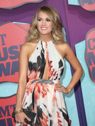 Carrie Underwood at CMT Awards