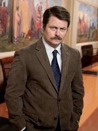 Ron Swanson Picture