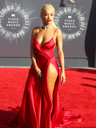 Rita Ora at the 2014 VMAs