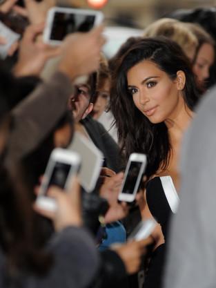 Kim Kardashian is Popular