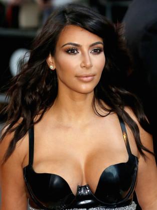 The Boobs of Kim Kardashian
