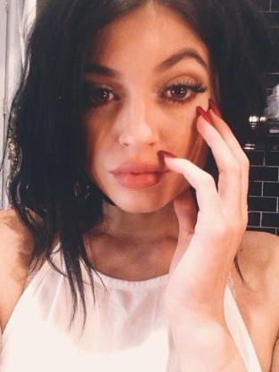 Kylie Jenner Crying