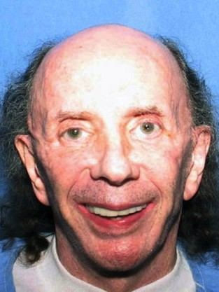 Phil Spector Booking Photo