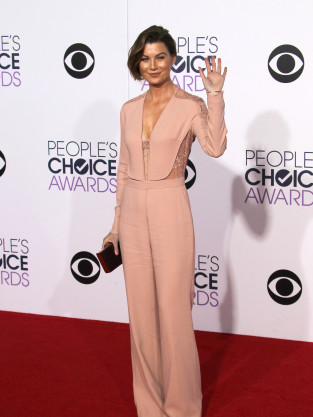 Ellen Pompeo At The Peoples Choice Awards