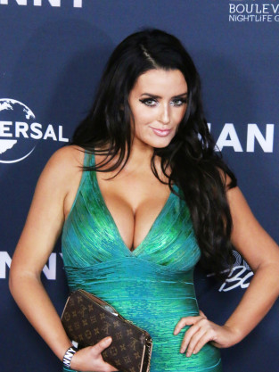 Abigail Ratchford in Los Angeles Premiere, 1/15