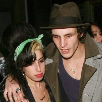 Blake Fielder-Civil and Amy Winehouse Pic
