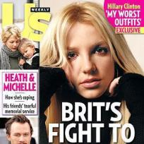 Britney Spears' Fight