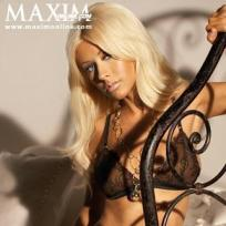 Christina Aguilera in Maxim
