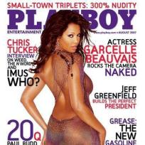 Garcelle beauvais nilon nude