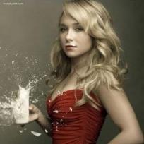Hayden Panettiere in Got Milk Ad
