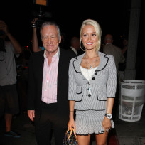 Holly and Hefner