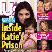 Katie Holmes: Prisoner?