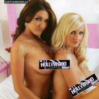 Lucy Pinder, Michelle Marsh Go Nuts